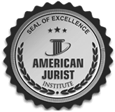 American Jurist Institute - Seal of Excellence